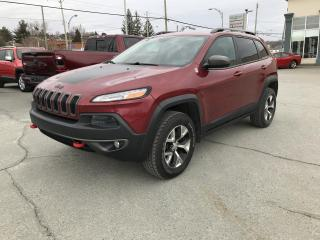 Used 2014 Jeep Cherokee Trailhawk 4 portes 4 roues motrices for sale in Sherbrooke, QC
