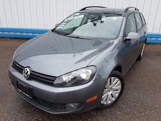 Used 2014 Volkswagen Golf Wagon Trendline TDI *DIESEL* for sale in Kitchener, ON