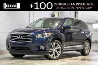 Used 2015 Infiniti QX60 2015 Infiniti - Awd for sale in Montréal, QC