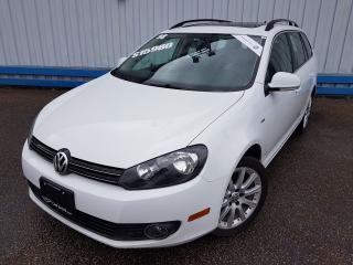 Used 2014 Volkswagen Golf Wagon WOLFSBURG TDI *DIESEL* for sale in Kitchener, ON