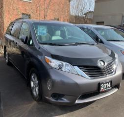 Used 2014 Toyota Sienna LE 8-Passenger.Power Sliding Doors.Back Up Camera for sale in Kitchener, ON
