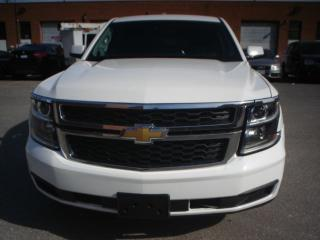 Used 2015 Chevrolet Tahoe 4x4,6 passenger,ex-police,certified for sale in Mississauga, ON