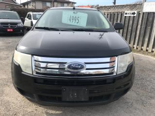 Used 2008 Ford Edge SE for sale in Hamilton, ON