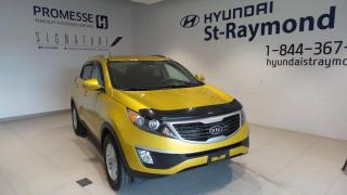 Used 2011 Kia Sportage Traction intégrale, 4 portes, 4 cyl. en for sale in St-Raymond, QC