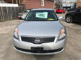 Used 2008 Nissan Altima 2.5 SL for sale in Hamilton, ON