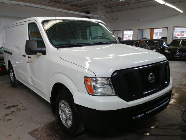 2012 Nissan NV 1500 1500S w Partition