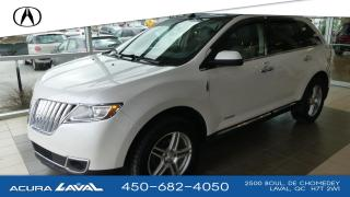 Used 2011 Lincoln MKX AWD for sale in Laval, QC