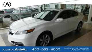 Used 2012 Acura TL FWD AUTO for sale in Laval, QC