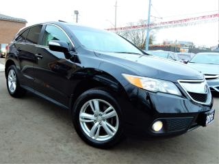 Used 2015 Acura RDX AWD.Premium.Leather.MoonRoof.Back Up Cam.Bluetooth for sale in Kitchener, ON