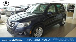 Used 2011 Volkswagen Tiguan Trendline 4Motion for sale in Laval, QC