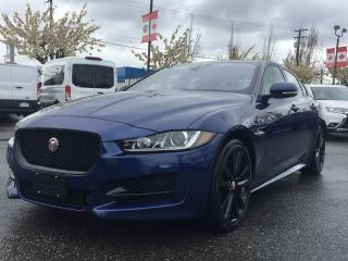 Used 2017 Jaguar XE R-SPORT for sale in Langley, BC