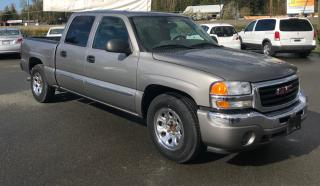 Used 2006 GMC Sierra 1500 SLE Wrangler for sale in Duncan, BC