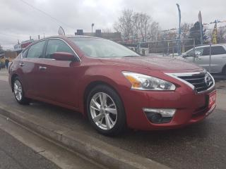 Used 2014 Nissan Altima 2.5 S- Olny 127K- Sunroof- Bk  up Cam- Bluetooth for sale in Scarborough, ON