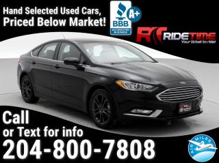 Used 2018 Ford Fusion SE for sale in Winnipeg, MB