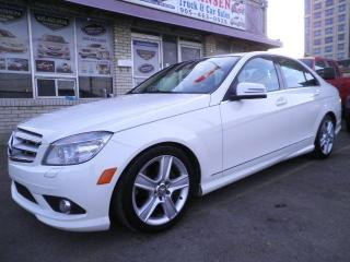 Used 2010 Mercedes-Benz C-Class C 300 for sale in Brampton, ON