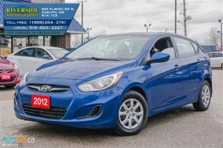 Used 2012 Hyundai Accent GS for sale in Guelph, ON