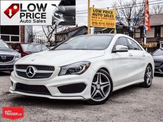Used 2015 Mercedes-Benz CLA-Class AWD*AMGPkg*Designo*EveryOpti* for sale in Toronto, ON