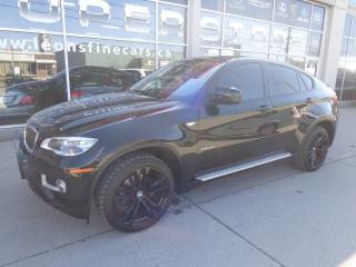 Used 2014 BMW X6 35i X-Drive M-Sports Pkg. HUD. Navigation for sale in Etobicoke, ON