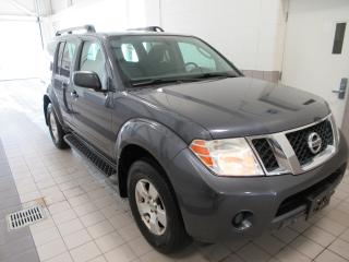 Used 2011 Nissan Pathfinder S NO ACCIDENTS for sale in Toronto, ON