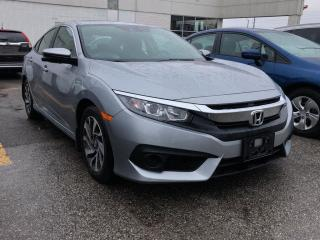 Used 2017 Honda Civic EX, low mileage, lots of warranty for sale in Toronto, ON