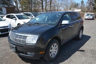 Used 2010 Lincoln MKX AWD 4dr, no accidents, 2 sets of rims and tires for sale in Halton Hills, ON