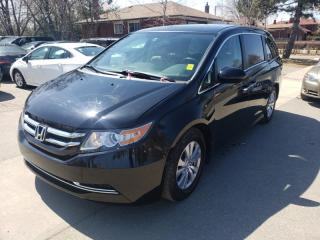 Used 2015 Honda Odyssey 4dr Wgn EX - Pwr. Sliding Door for sale in Toronto, ON