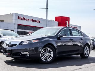 Used 2013 Acura TL TECH|NO ACCIDENTS for sale in Burlington, ON