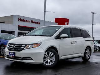 Used 2015 Honda Odyssey EX-L w/Navigation for sale in Burlington, ON