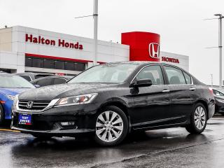 Used 2015 Honda Accord EXL NO ACCIDENTS for sale in Burlington, ON