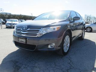 Used 2010 Toyota Venza 4dr Wgn AWD limited for sale in Newmarket, ON