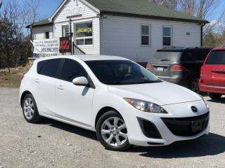 Used 2011 Mazda MAZDA3 MINT 1-Owner No-Accidents A/C Power Group for sale in Sutton, ON