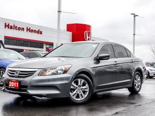 Used 2011 Honda Accord SE|NO ACCIDENTS for sale in Burlington, ON