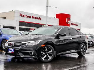 Used 2016 Honda Civic TOURING|FULLY LOADED for sale in Burlington, ON