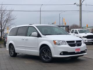 Used 2016 Dodge Grand Caravan SXT Premium Plus for sale in Mississauga, ON