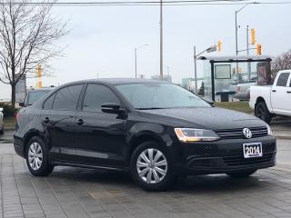 Used 2014 Volkswagen Jetta Sedan Trendline+ for sale in Mississauga, ON