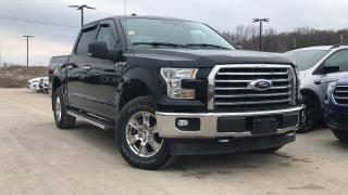 Used 2017 Ford F-150 XLT 5.0L V8 HEATED SEATS REVERSE CAMERA for sale in Midland, ON
