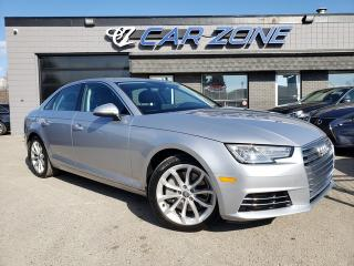 Used 2017 Audi A4 Progressive Navigation Easy Loans for sale in Calgary, AB