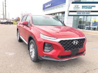 New 2019 Hyundai Santa Fe 2.4L Essential w/Safety Package FWD  - $180.47 B/W for sale in Brantford, ON
