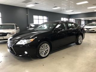 Used 2015 Lexus ES 350 EXECUTIVE PACKAGE*NAVIGATION*BACK-UP CAMERA*MARK L for sale in North York, ON