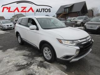 Used 2016 Mitsubishi Outlander ES for sale in Beauport, QC