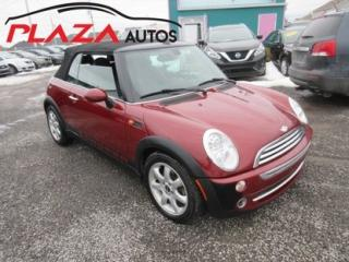 Used 2008 MINI Cooper Base for sale in Beauport, QC
