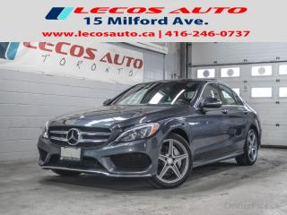 Used 2015 Mercedes-Benz C-Class C 300/Nav/Backup/Pan for sale in North York, ON