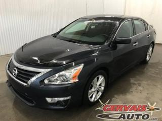 Used 2015 Nissan Altima Sv T.ouvrant Caméra for sale in Shawinigan, QC