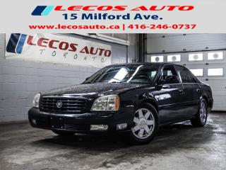 Used 2003 Cadillac DeVille DTS for sale in North York, ON