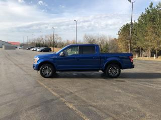 Used 2018 Ford F-150 XLT SPORT 4X4 for sale in Cayuga, ON