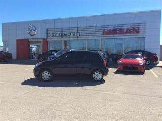 Used 2015 Nissan Micra 1.6 SV 5sp for sale in Smiths Falls, ON