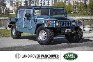Used 2001 Hummer H1 Convertible *Rare Find! for sale in Vancouver, BC