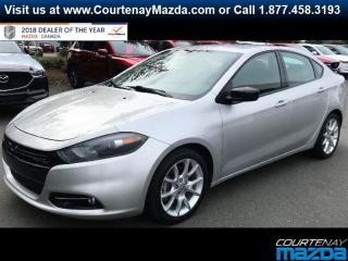 Used 2013 Dodge Dart SXT for sale in Courtenay, BC