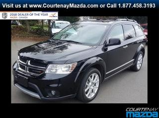 Used 2017 Dodge Journey GT AWD for sale in Courtenay, BC