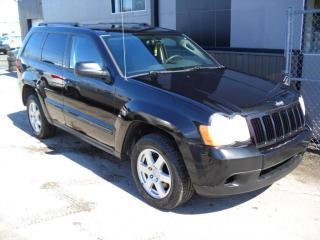 Used 2009 Jeep Grand Cherokee 4x4 Laredo GARANTI incluse for sale in Laval, QC